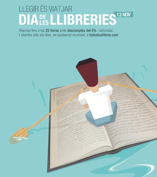 dia de les llibreries